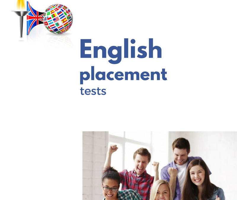 English Placement Tests with a CEFR Certificate